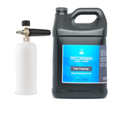 Pressure Washer Foam Cannon Starter Kit