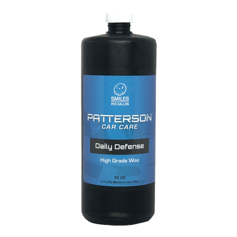 Daily Defense Wax - High Grade Automotive Wax (32oz)
