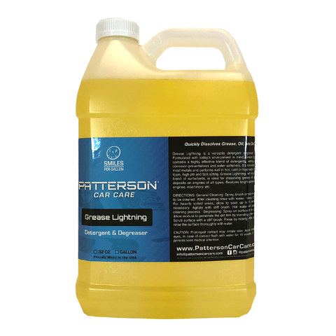 Grease Lightning - Multipurpose Degreaser (1 Gallon)