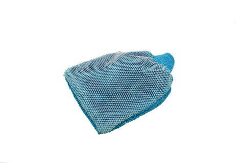 "Microfiber Wash Mitt ""The Scrubber"""