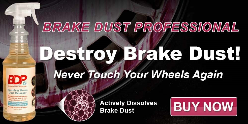 Brake Dust Pro Wheel Cleaner