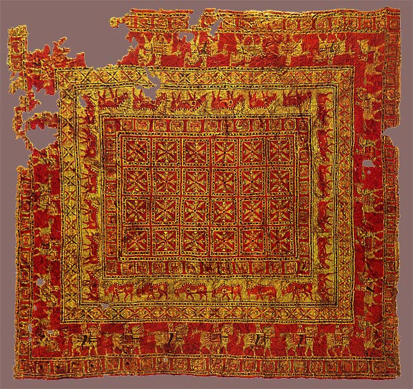 Why Buy a Hand Made Oriental Rug?
