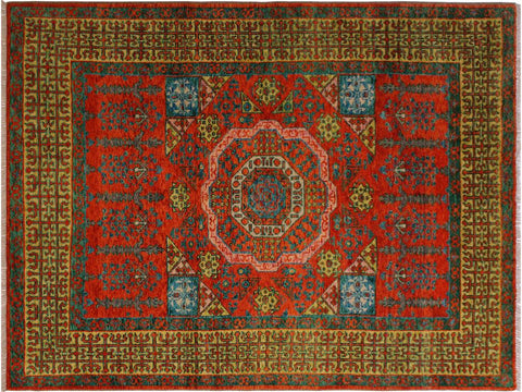 Balochi Hand-Knotted Rugs