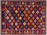 handmade Geometric Tribal Modern Balochi Purple Green Hand-Knotted RECTANGLE 100% WOOL area rug 3x5 Hand knotted indoor Afghan Balochi area rug made for all rooms with high quality wool in rich color pallet handmade by skilled artisans in geometric, transitional, tribal design are known for high quality and affordable price. Oriental rug offered at cheap discount for any decor. Balochi Baluchi Baluch soft wool rug