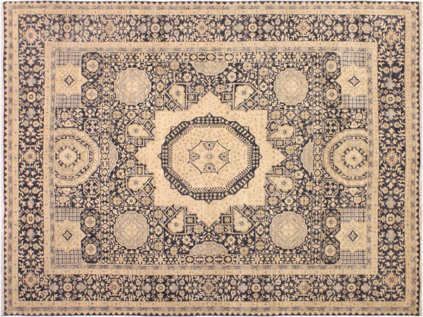 handmade Geometric Mamluk Tan Black Hand Knotted RECTANGLE 100% WOOL area rug 8 x10 Hand knotted indoor mamluk wool area rug made for all rooms with high quality wool in rich color pallet handmade by skilled artisans in geometric, tribal design with center medallion is known for quality wool and affordable price. Oriental hand made rug offered at cheap discount for any decor one of a kind Mamluk Rug