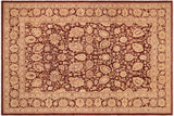 "A01128,10' 1"" X 14' 0"",Traditional                   ,10' x 14',Brown,LT. TAN,Hand-knotted                  ,Pakistan   ,100% Wool  ,Rectangle  ,652671132360"