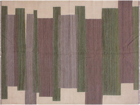 "A11705, 5' 9"" X  7'10"",Geometric                     ,6' x 8',Natural,BROWN,Hand-woven                    ,Pakistan   ,100% Wool  ,Rectangle  ,652671214509"