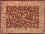 "A01207,10' 0"" X 13' 8"",Traditional                   ,10' x 14',Brown,TAN,Hand-knotted                  ,Pakistan   ,100% Wool  ,Rectangle  ,652671133121"