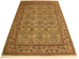 "A01342, 9' 0"" X 12' 0"",Traditional                   ,9' x 12',Green,LT. GREEN,Hand-knotted                  ,Pakistan   ,100% Wool  ,Rectangle  ,652671134449"