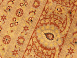 "A01385, 9' 2"" X 12' 2"",Traditional                   ,9' x 12',Rust,RUST,Hand-knotted                  ,Pakistan   ,100% Wool  ,Rectangle  ,652671134852"