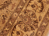 "A01571, 8 1"" X 10 0"",Traditional                   ,8x10,Tan,TAN,Hand-knotted                  ,Pakistan   ,100% Wool  ,Rectangle  ,652671136689"