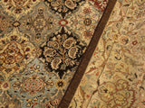 "A01767, 9 3"" X 12 2"",Traditional                   ,9x12,Brown,MULTI,Hand-knotted                  ,Pakistan   ,100% Wool  ,Rectangle  ,652671138584"