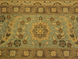 "A01785, 9 4"" X 12 4"",Traditional                   ,9x12,Blue,BLUE,Hand-knotted                  ,Pakistan   ,100% Wool  ,Rectangle  ,652671138768"