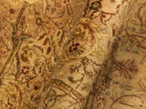 "A01987, 4' 2"" X  6' 2"",Traditional                   ,4' x 6',Tan,GOLD,Hand-knotted                  ,Pakistan   ,100% Wool  ,Rectangle  ,652671140754"