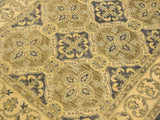 "A02022, 4' 1"" X  6' 0"",Transitional                  ,4' x 6',Grey,TAN,Hand-knotted                  ,Pakistan   ,100% Wool  ,Rectangle  ,652671141102"