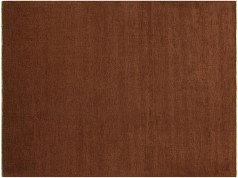 "A02338, 9' 0"" X 11'10"",Over Dyed  ,9' x 12',Brown,BROWN,Hand-knotted                  ,Pakistan   ,100% Wool  ,Rectangle  ,652671144103"
