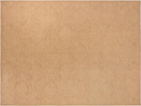 "A02852, 9'11"" X 13' 6"",Modern                        ,,Taupe,LT. BROWN,Hand-knotted                  ,Pakistan   ,100% Wool  ,Rectangle  ,652671149160"
