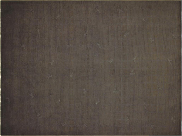 "A03396,10' 0"" X 13' 5"",Over Dyed                     ,10' x 14',Grey,GRAY,Hand-knotted                  ,Pakistan   ,100% Wool  ,Rectangle  ,652671154362"