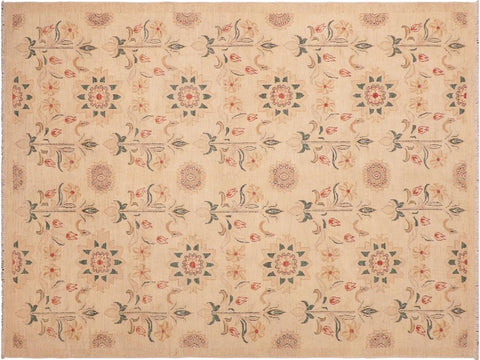 "A04058, 5'10"" X  8' 8"",Modern     ,6' x 9',Tan,TAN,Hand-knotted                  ,Pakistan   ,100% Wool  ,Rectangle  ,652671159787"