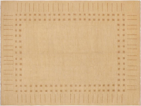 "A04603, 8'11"" X 12' 3"",Modern                        ,9' x 12',Tan,LT. BROWN,Hand-knotted                  ,Pakistan   ,100% Wool  ,Rectangle  ,652671165191"