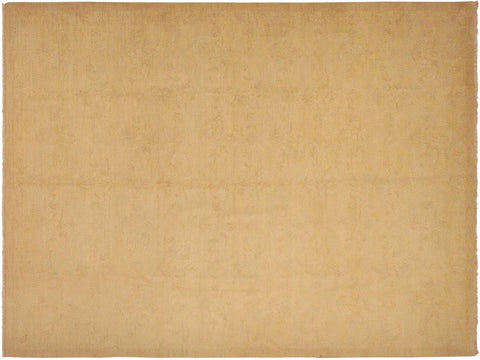 "A04609, 9' 1"" X 11'11"",Modern                        ,9' x 12',Tan,LT. BROWN,Hand-knotted                  ,Pakistan   ,100% Wool  ,Rectangle  ,652671165252"