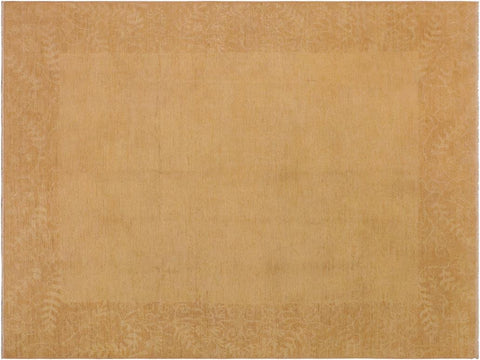 "A04610, 8' 9"" X 11' 1"",Modern                        ,9' x 12',Tan,LT. BROWN,Hand-knotted                  ,Pakistan   ,100% Wool  ,Rectangle  ,652671165269"