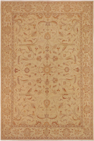 "A04654, 9' 5"" X 14' 5"",Traditional                   ,10' x 14',Tan,TAN,Hand-knotted                  ,Pakistan   ,100% Wool  ,Rectangle  ,652671165702"