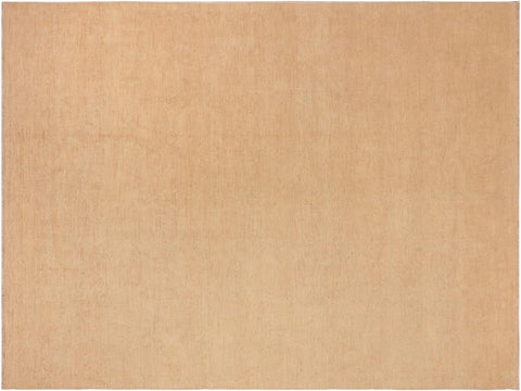 "A04876, 9'11"" X 13' 8"",Modern     ,10' x 14',Tan,TAN,Hand-knotted                  ,Pakistan   ,100% Wool  ,Rectangle  ,652671167911"