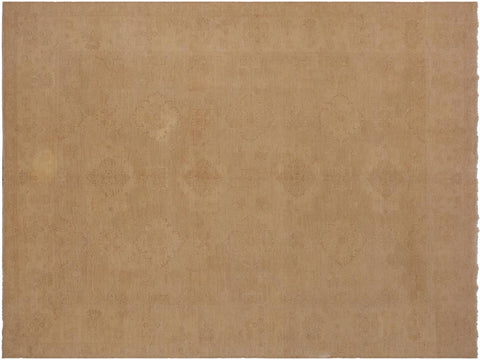 "A05233, 9' 0"" X 12' 0"",Modern                        ,9' x 12',Tan,GRAY,Hand-knotted                  ,Pakistan   ,100% Wool  ,Rectangle  ,652671207457"