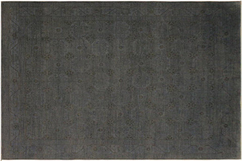 "A08261, 8' 2"" X  9' 6"",Over Dyed                     ,8' x 10',Grey,GRAY,Hand-knotted                  ,Pakistan   ,100% Wool  ,Rectangle  ,652671172588"