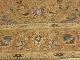 "A09111 8'11"" X 12' 9""Vintage                       9x13'TanGRAYHand-knotted                  Pakistan   100% Wool  Rectangle  652671174452"