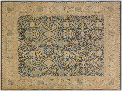 "A00996, 8' 0"" X 10' 3"",Traditional                   ,8' x 10',Grey,TAN,Hand-knotted                  ,Pakistan   ,100% Wool  ,Rectangle  ,652671131080"