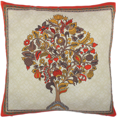 handmade Turkish Throw Pillow Beige Gold  SQUARE SILK area rug