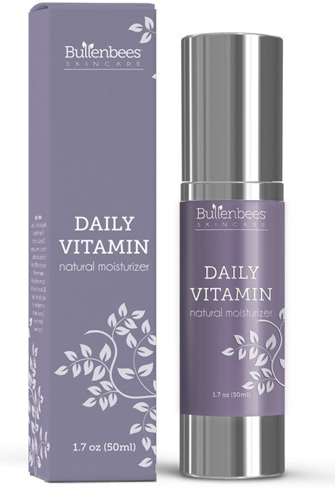 Daily Vitamin Natural Moisturizer
