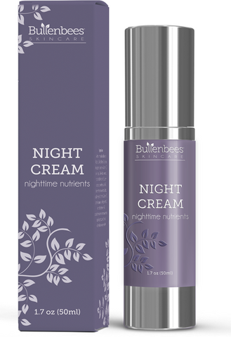 Night Cream - Nighttime Nutrients