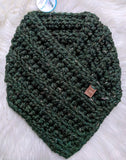 RTS Clevelander Cowl - Adult/Teen in Kale