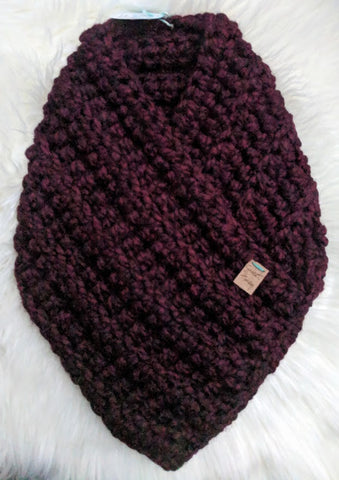 RTS Clevelander Cowl - Adult/Teen in Claret