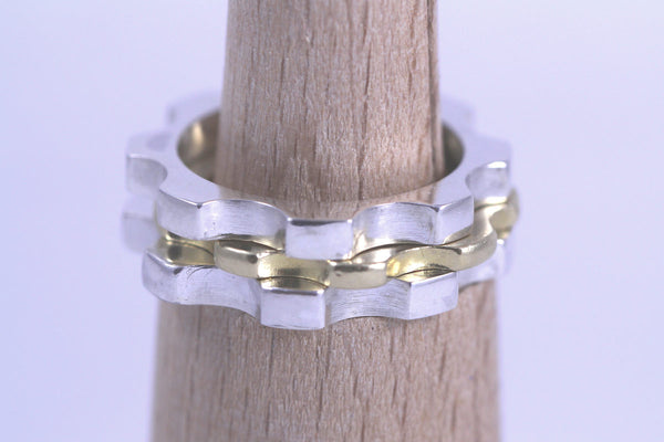 Stackable Cog Ring
