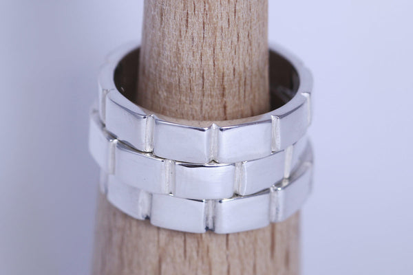 Stackable Brick Ring