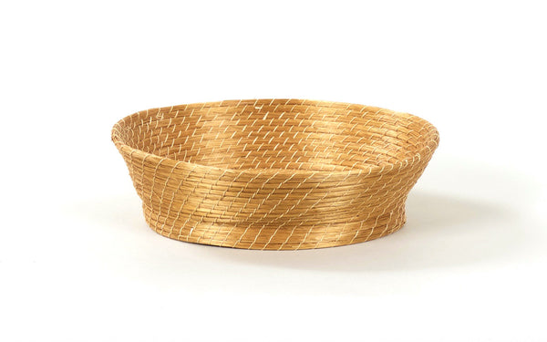 Cesta Oval (2 Sizes Available) | Golden Grass Basket