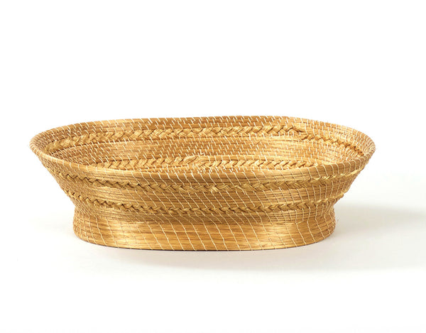 Cesta Tranca | Golden Grass Basket