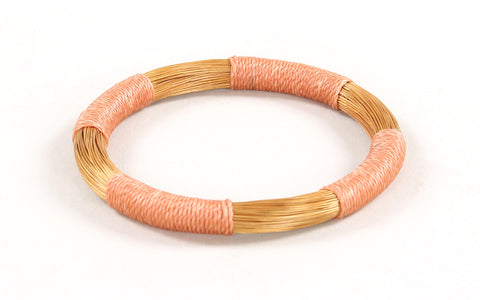 Solta Bangle | Golden Grass Colored Bracelet (Color Options)