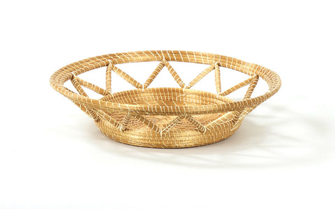 Padrao (Large) | Golden Grass Basket