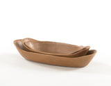 Limoeiro  | Terra Cotta Ceramic Baking Dish Set (3)