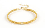 Fino | Golden Grass Bracelet