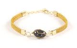 Rocha | Golden Grass Bracelet