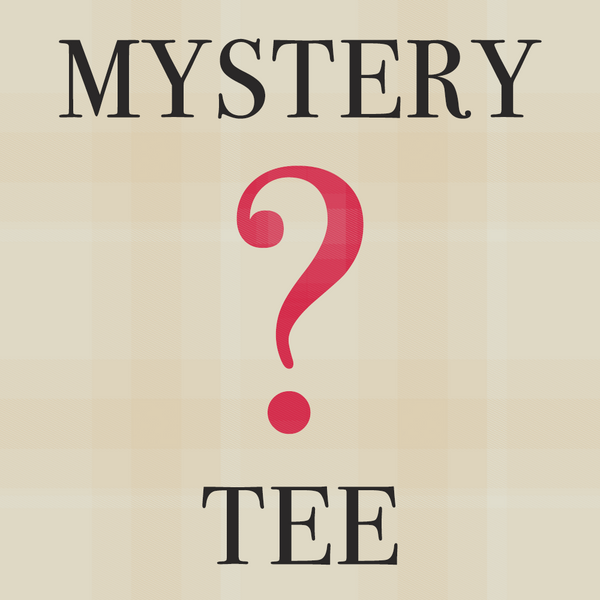 Mystery Tee + FREE GIFT