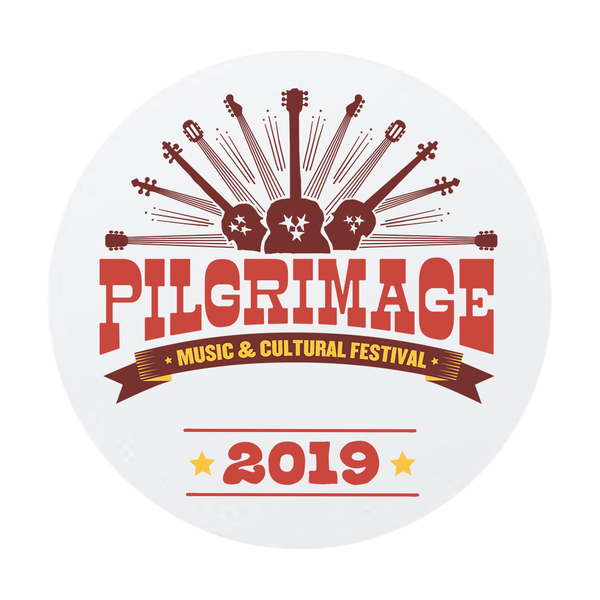 2019 Pilgrimage Sticker