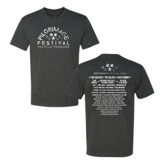 2019 Pilgrimage Gray Star Event Tee
