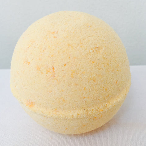 Orange Burst Bath Bomb Shot
